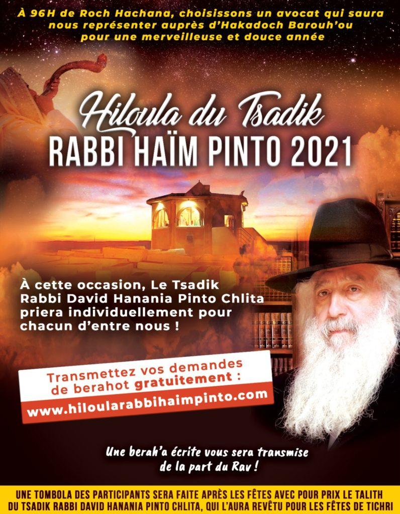 Hilloula RHP 2021
